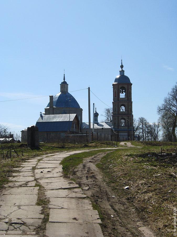 Троицкая церковь в Троицком
