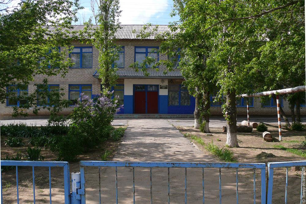Алёшкинская основная общеобразовательная школа