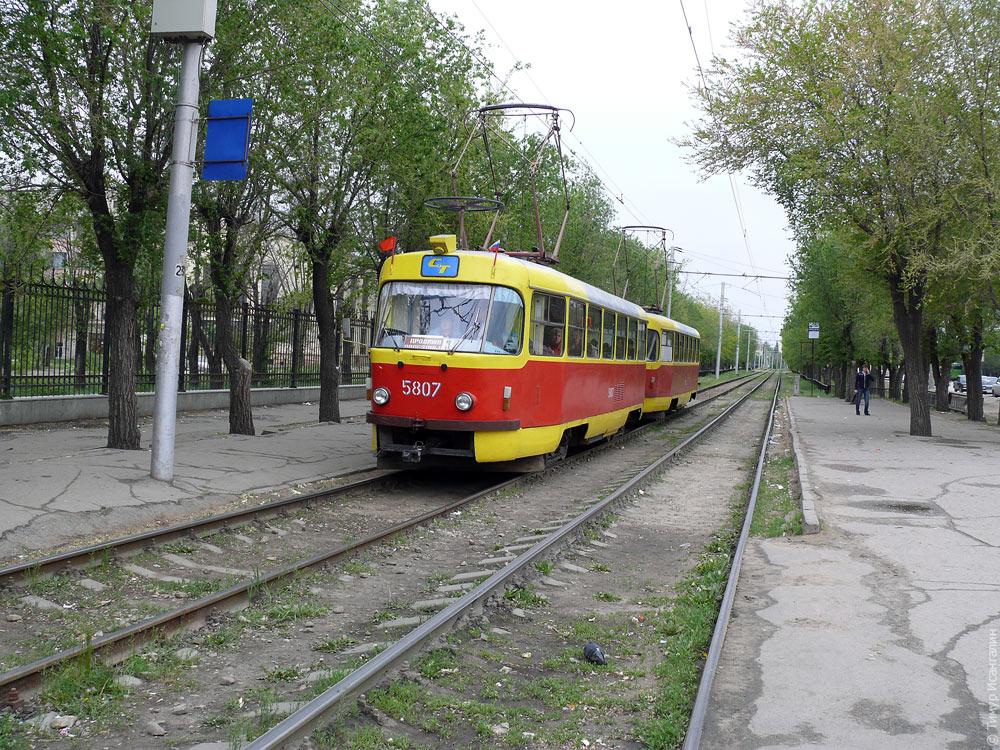 Волгоградский трамвай