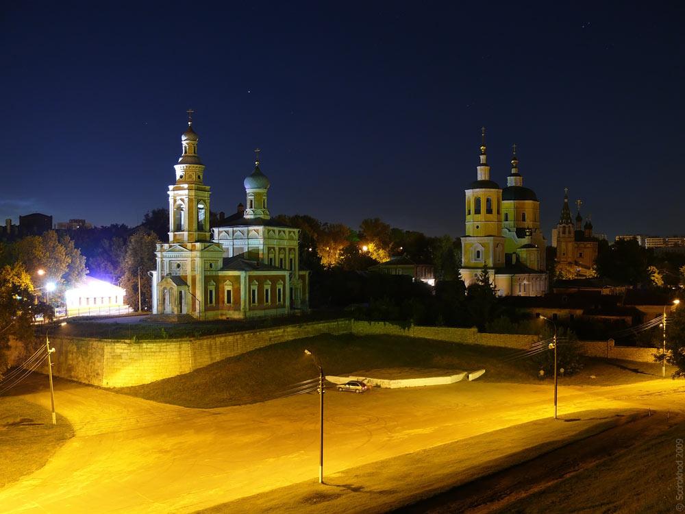 г серпухов монастырь: