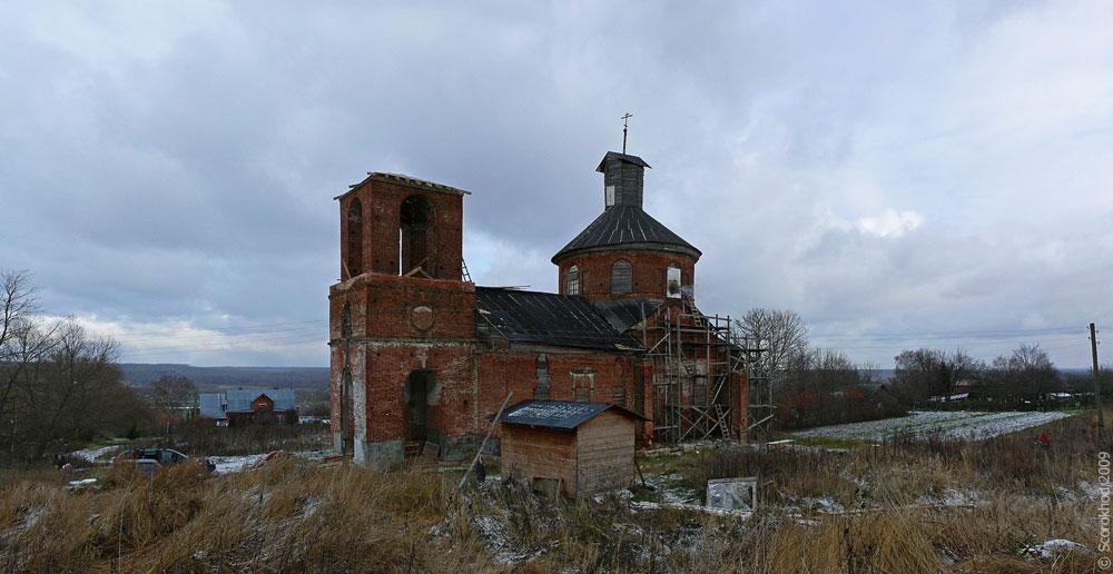 Церковь Рождества Пресвятой Богородицы в Тульчино
