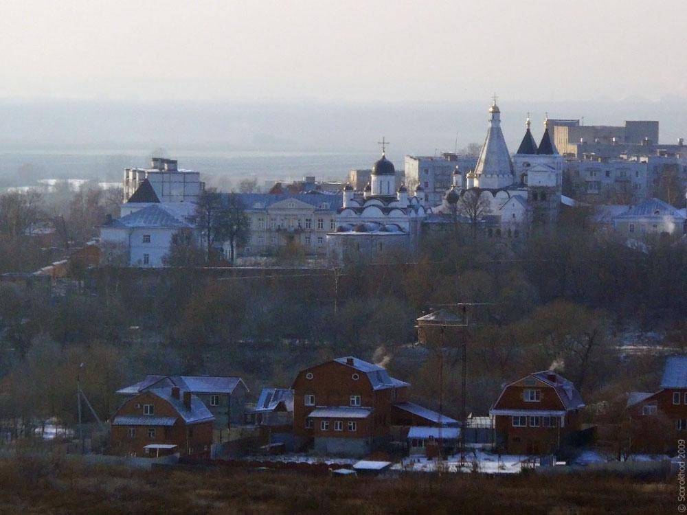 Серпухов. Владычный женский монастырь