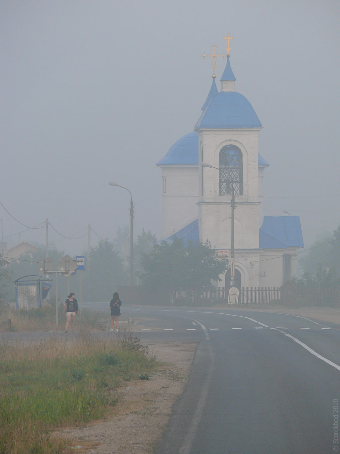 Церковь Флора и Лавра в Игумново