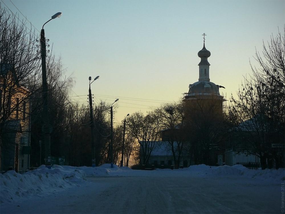 Церковь Сошествия Святого Духа в Перемышле